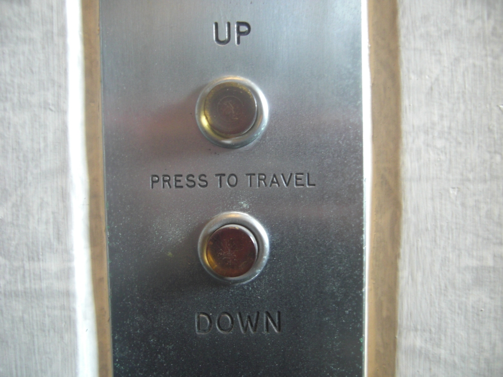 press to travel