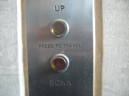 press to travel